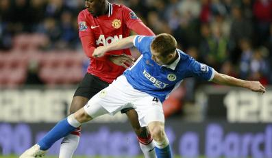 Wigan - Manchester United 1:0