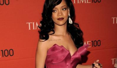"Rihanna na gali magazynu ""Time"""