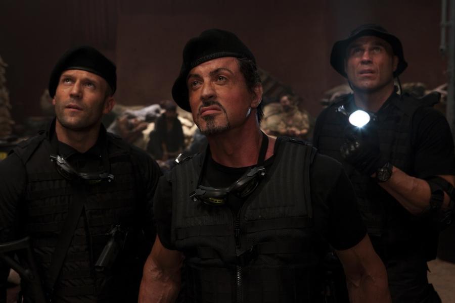 Sylvester Stallone wraca z \