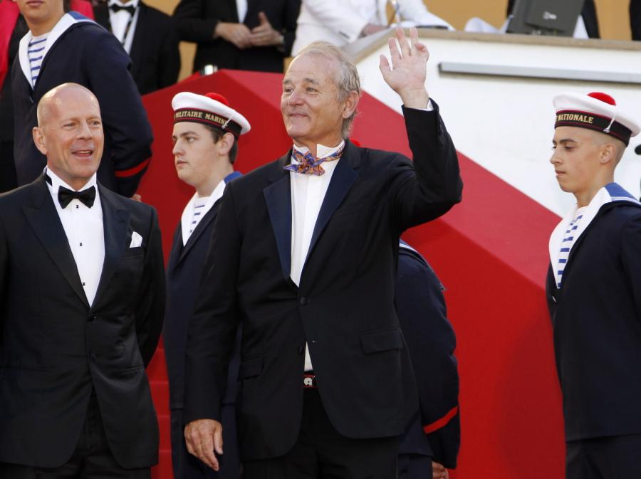 Bill Murray w Cannes
