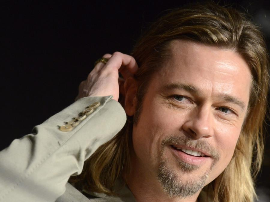 Brad Pitt walczy w Cannes o Złote Lwy dla \