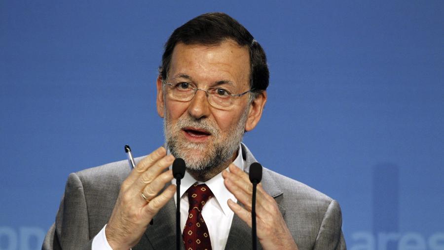 Mariano Rajoy premier Hiszpanii
