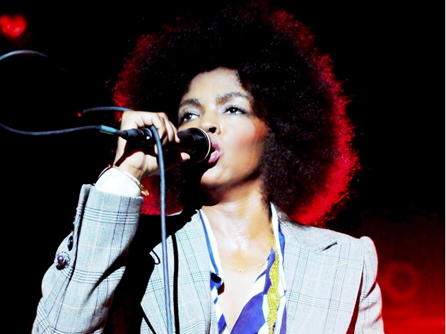 Lauryn Hill wraca na scenę i do studia