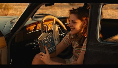 """Kristen Stewart gdzieś """"W drodze"""""""