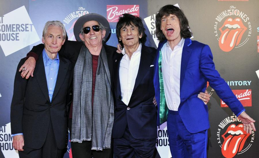 The Rolling Stones jednak ruszą w trasę