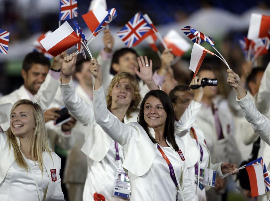 londyn igrzyska polacy