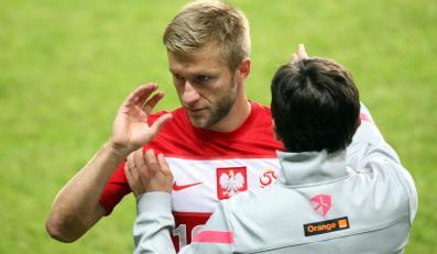 Jakub Błaszczykowski i Waldemar Fornalik
