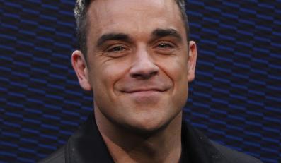 Robbie Williams i osobliwie wspaniała dziewczyna