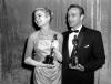 Grace Kelly i Marlon Brando z Oscarami za najlepsze role w 1954 roku