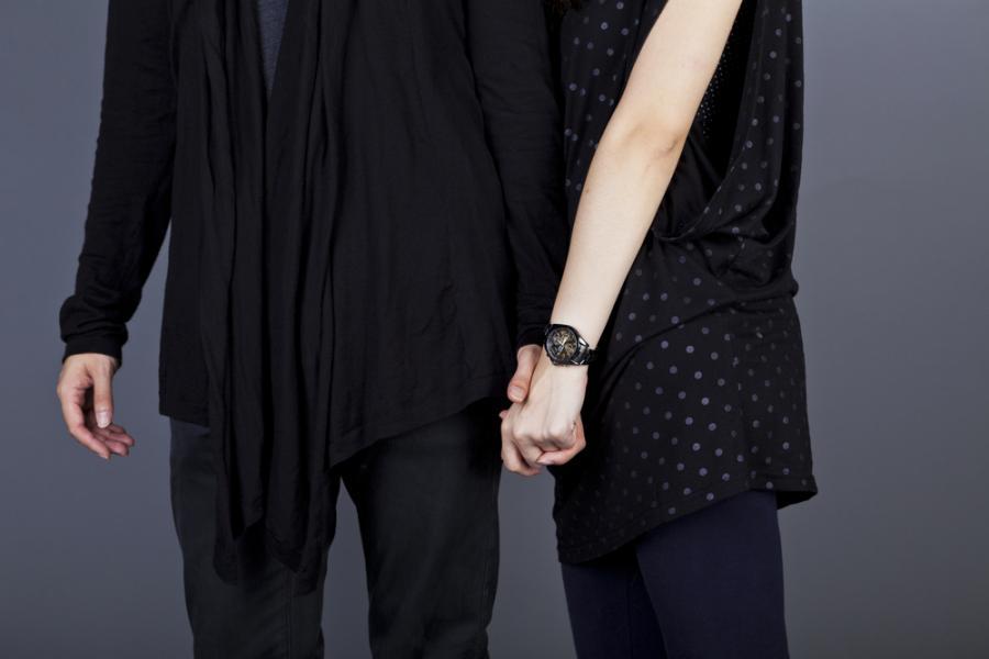 Dłonie zakochanych