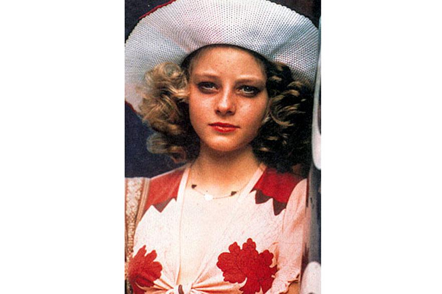 Jodie Foster w \