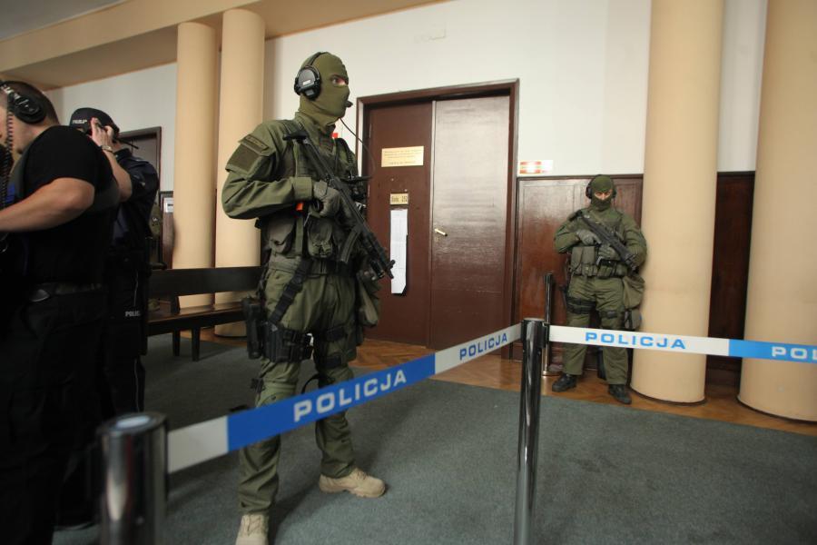 Sąd - wyrok w sprawie gangu pruszkowskiego