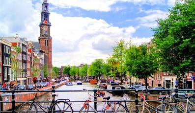 Rowery w Amsterdamie odchodzą do lamusa
