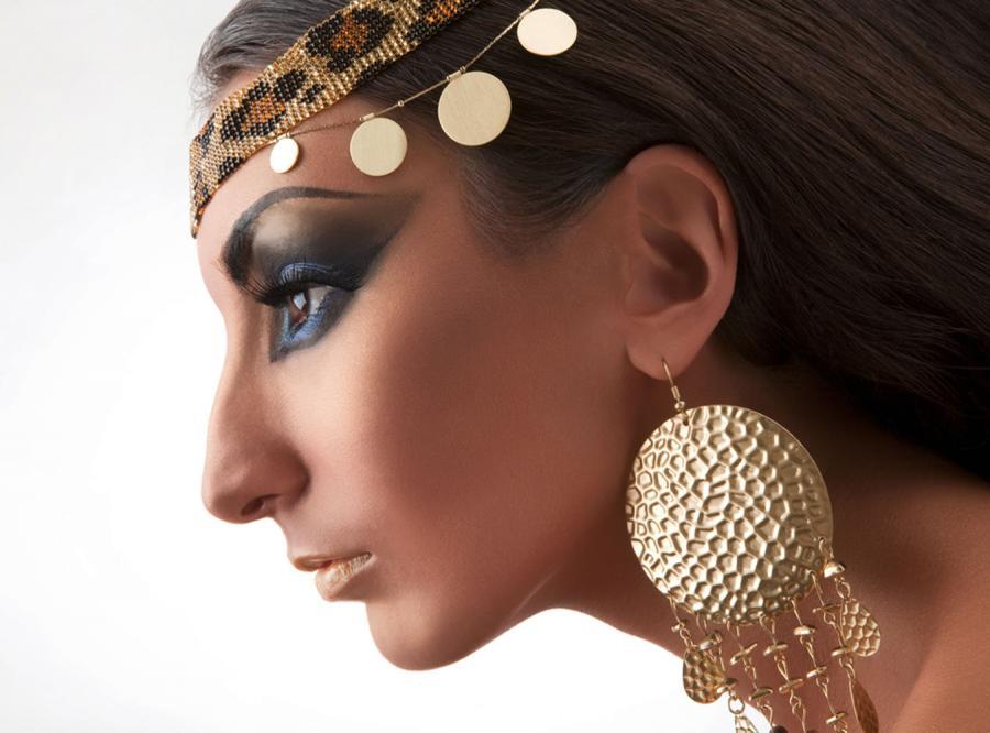 Starożytna historia makijażu