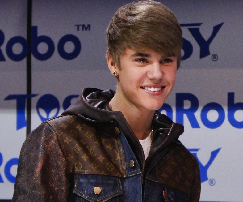 Justin Bieber po raz pierwszy w Polsce
