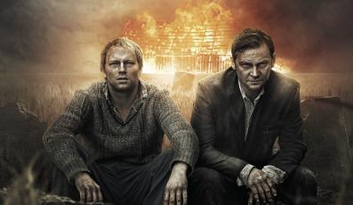 """Ireneusz Czop i Maciej Stuhr w filmie """"Pokłosie"""""""