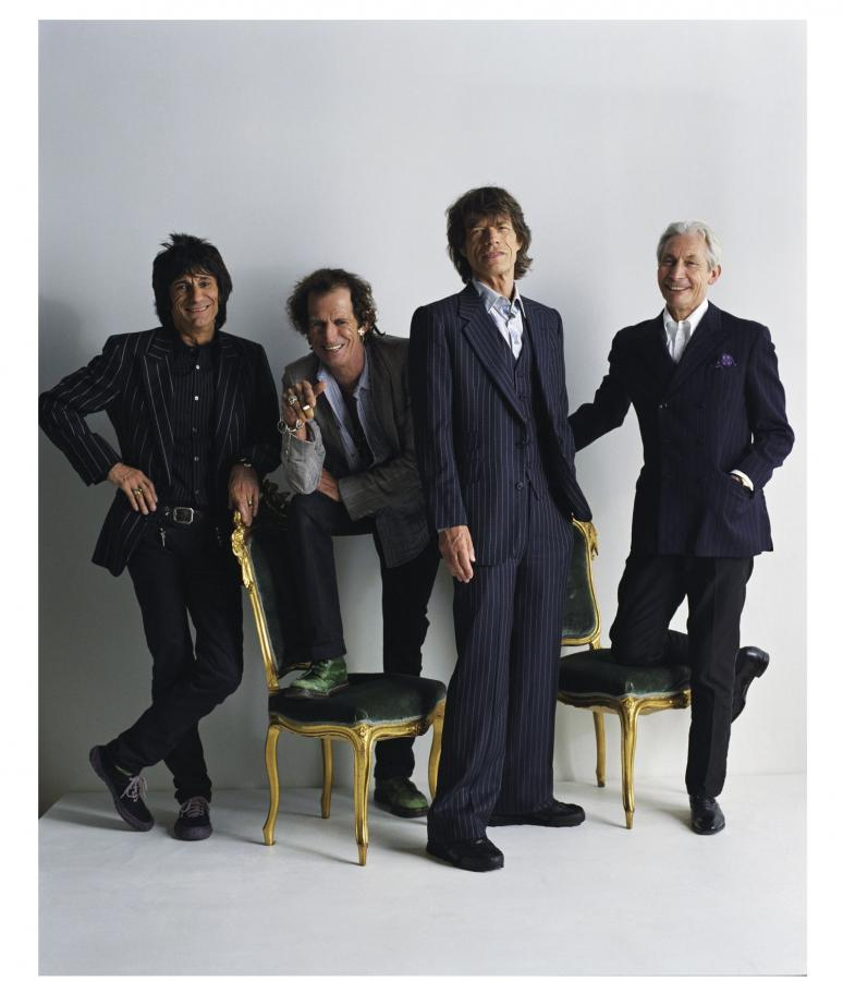 The Rolling Stones zapraszają \