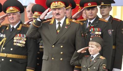 Alekasndr Łukaszenka