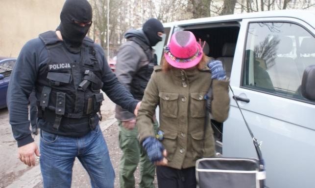 Gdzie ukrywała się Katarzyna Waśniewska?