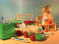 Bezpieczne zabawki pod choinką