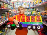 Uwaga na niebezpieczne zabawki
