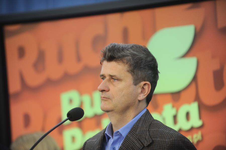 Janusz Palikot, lider Ruchu Palikota