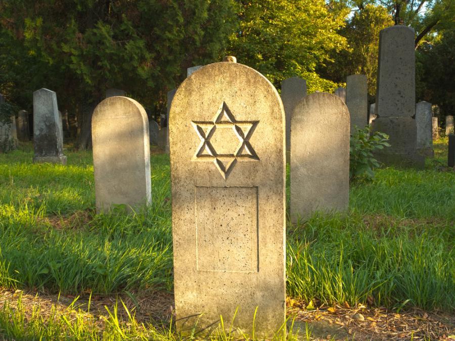 macewa cmentarz żydzi