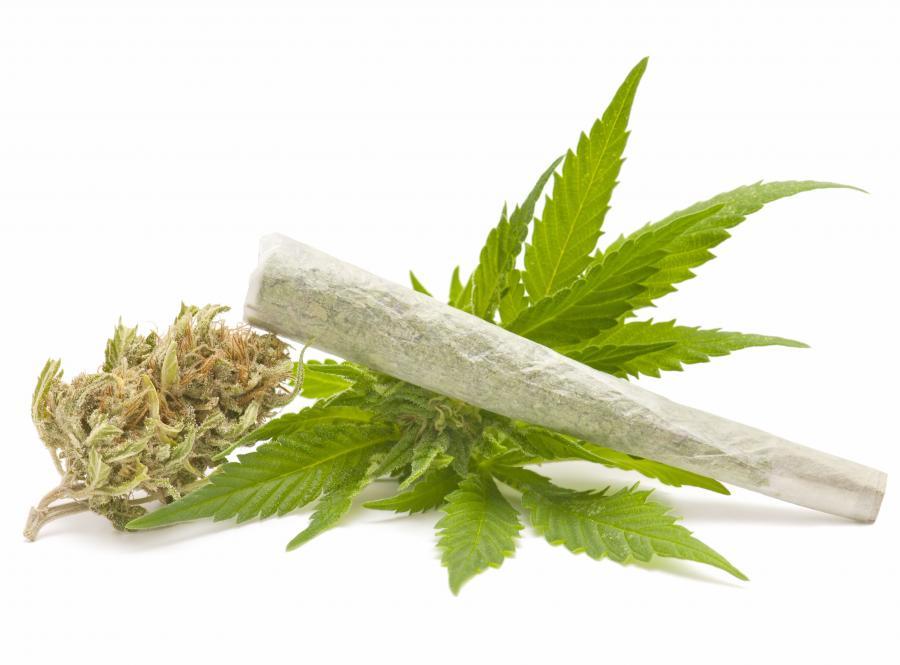 Marihuana - zdjęcie ilustracyjne