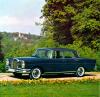 Od skrzydeł do szybkiej limuzyny (1959-1972)