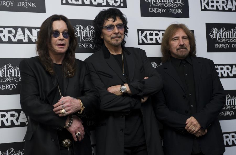 Koszulki z Black Sabbath hitem sprzedaży