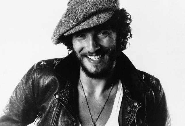 Bruce Springsteen w roku 1975