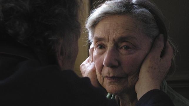 """Najlepszy film: """"Miłość"""" – reżyseria Michael Haneke"""