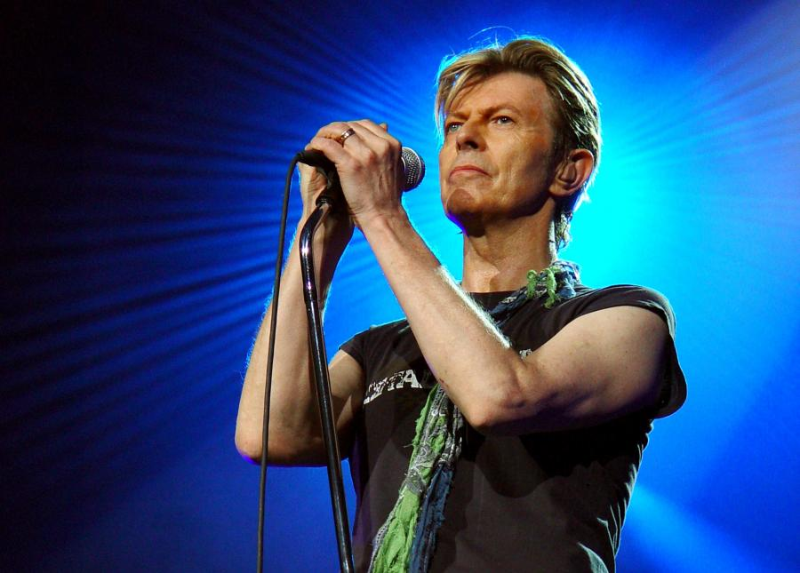 David Bowie już nie koncertuje