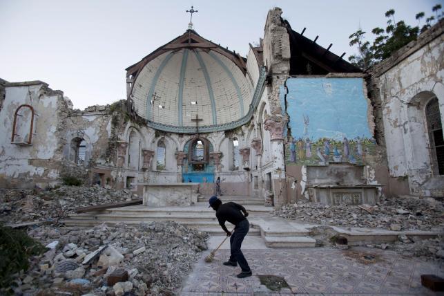 Haiti trzy lata po trzęsieniu ziemi