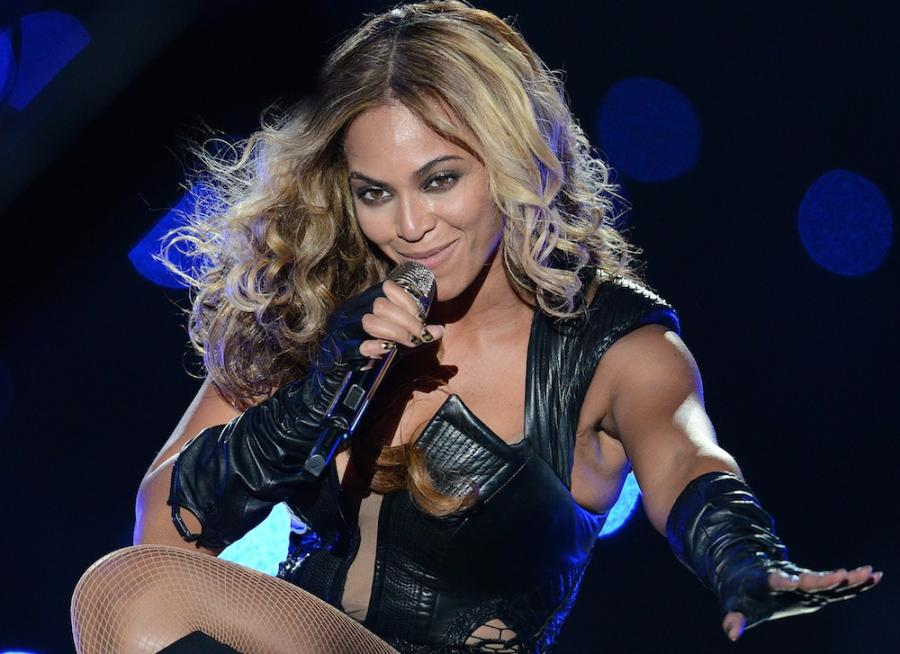 Seks uspokaja Beyoncé
