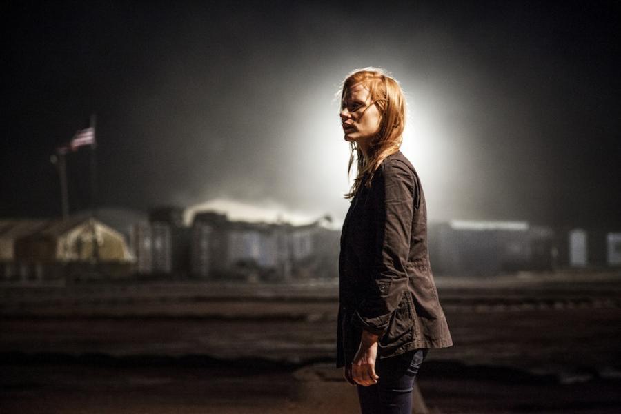 Jessica Chastain w filmie \