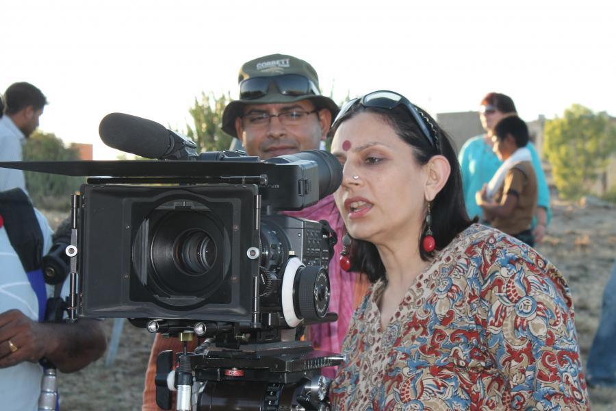 Anu Radha, fot. CHINTAN, AAKAAR Films