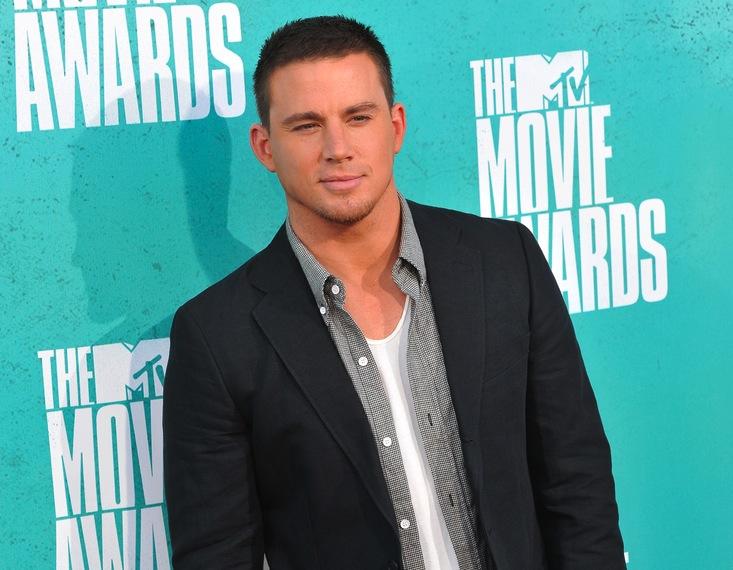 Channing Tatum zamiast Brada Pitta?