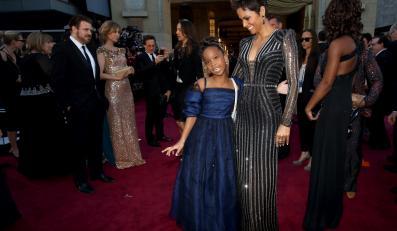 Halle Berry na gali Oscarów 2013