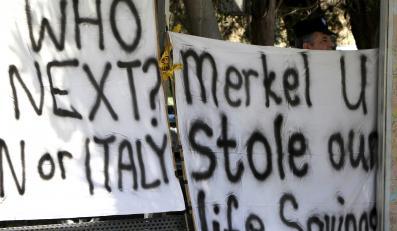 Protesty Cypryjczyków