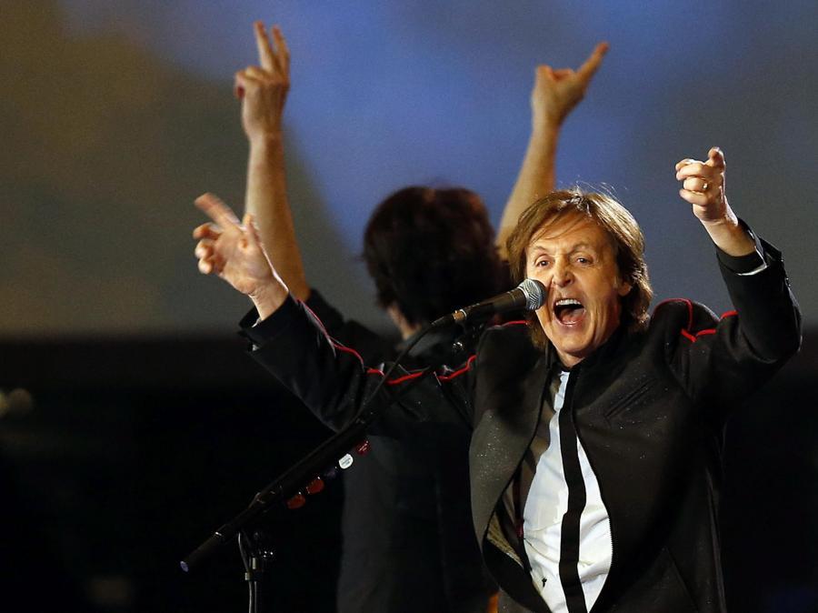 Paul McCartney zagra w Warszawie