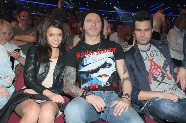 Majdan spotyka się z najseksowniejszą ring girl federacji KSW