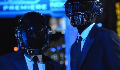 Daft Punk podbił Wyspy Brytyjskie