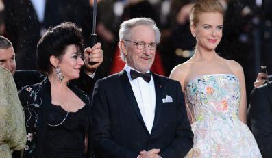Steven Spielberg i Nicole Kidman