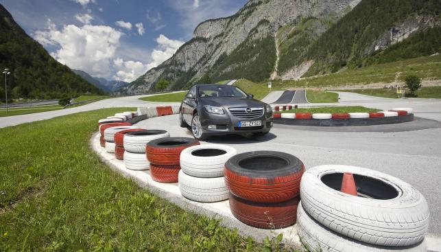 Opel insignia - zdjęcie poglądowe