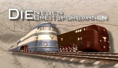 Breitspurbahn