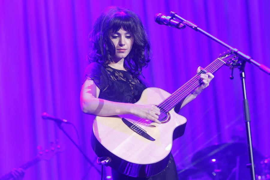 Katie Melua zapowiada \