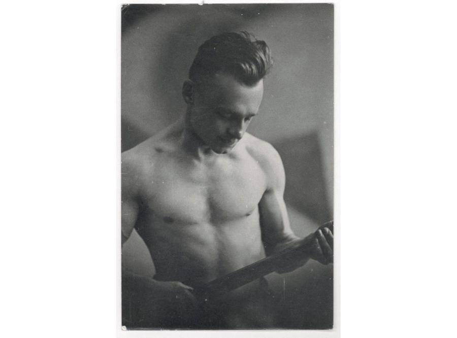 Witold Pilecki w młodości