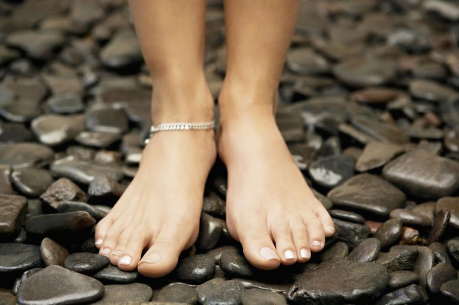 Zadbane stopy