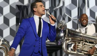 "Robbie Williams przygotowuje następcę ""Swing When You're Winning"""